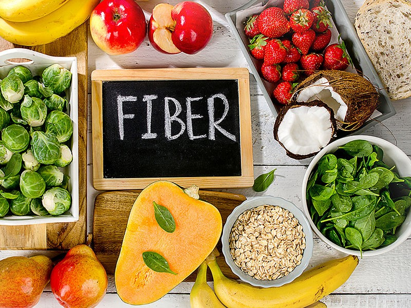 "an understanding of dietary fibers But new research suggests that dietary fibers actually play a critical role in ""it's an exciting step towards understanding potential mechanisms that can."