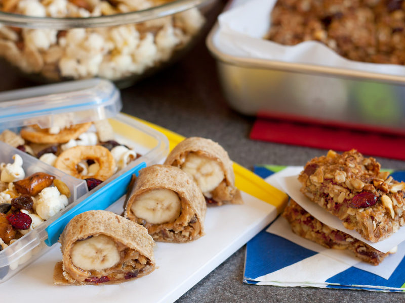 Quick Low-Sugar Snack Ideas for Kids