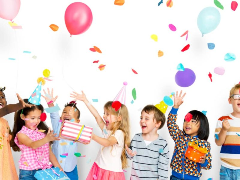 kids party tips food allergy