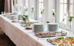wedding food allergies