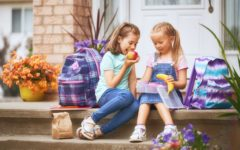 teaching children about food allergies and food intolerances