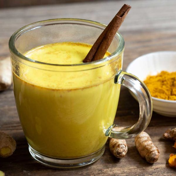 What is the Golden Milk Trend?