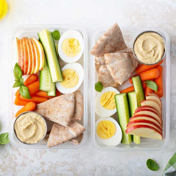 Low-Sugar Lunch Ideas for Back-to-School