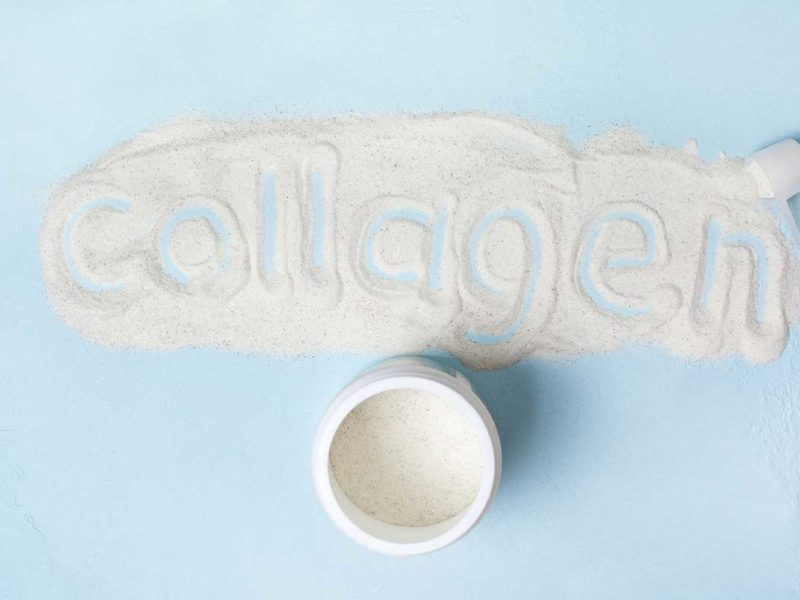 Collagen Peptide Supplements