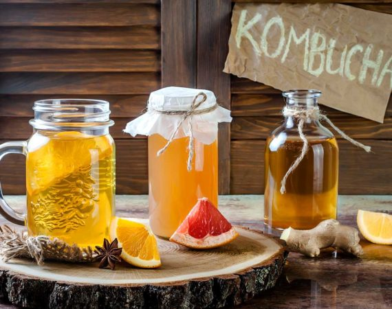 The Pros and Cons of Drinking Kombucha